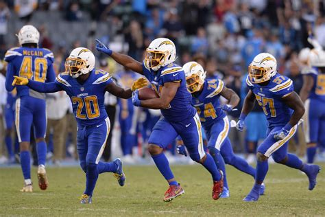 chargers today what time los angeles chargers bleacher report autos post