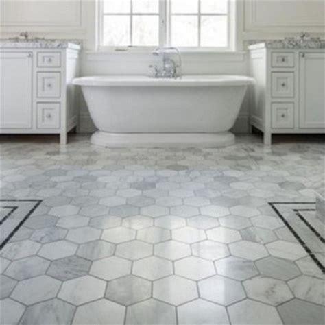 1 Hexagon Shaped Floor Tiles by Trend Hexagon Tile Statements In Tile Lighting Kitchens