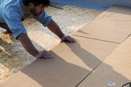poser un sol stratifié 4946 parquet isolant thermique stunning plaque de lige pour
