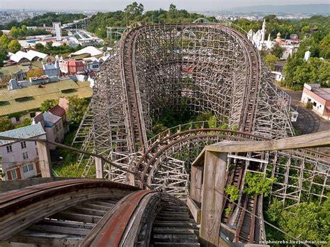 abandoned amusement park illegal tour abandoned amusement park nara dreamland 65