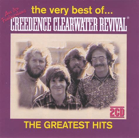ccr best creedence clearwater revival the best of