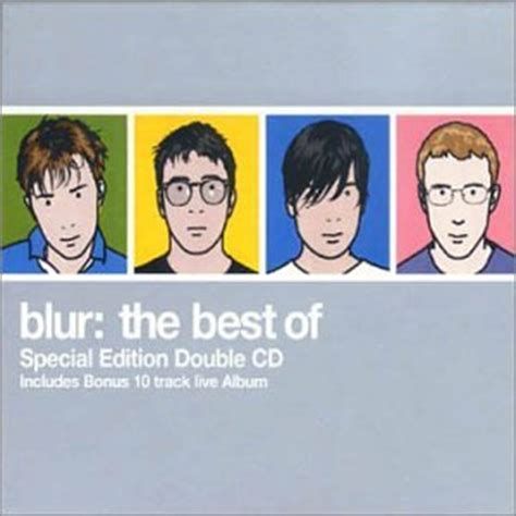 blur best of the best of blur 2cd co uk
