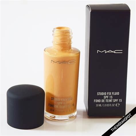 Foundation Mac Nc mac studio fix fluid foundation nc 42 review theindianspot