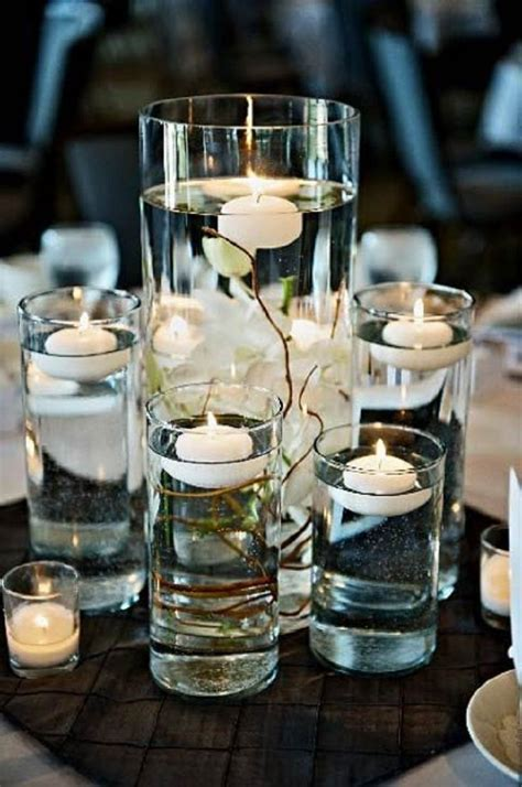 top 10 diy candle holders floating candles centerpieces and diy candles
