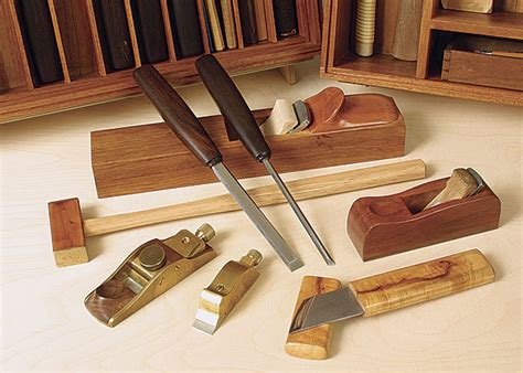 Handmade Wood Planes - handmade tools finewoodworking