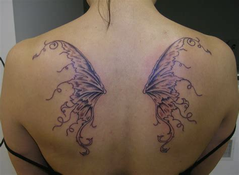 faerie tattoo designs through the faerie door faerie wings tattoos