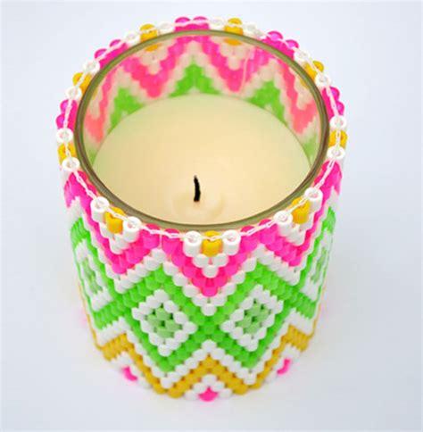 manualidades candelabros 10 manualidades con hama de hogarmania