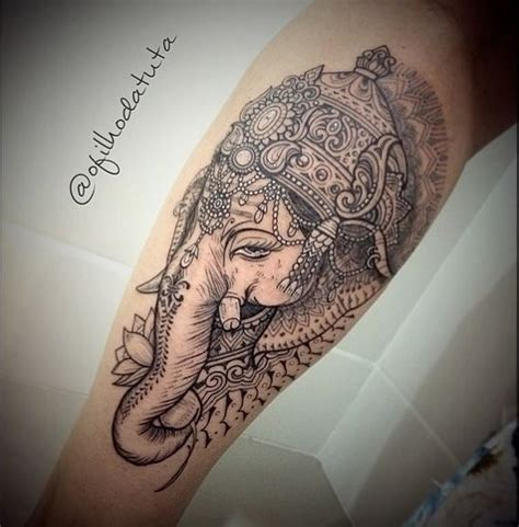 ganesha tattoo e piercing 242 best images about elephant tattoos on pinterest