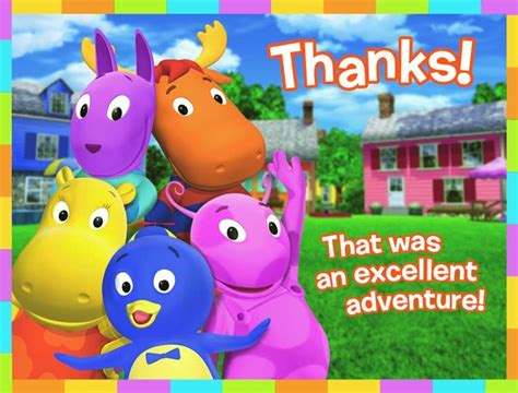 Backyardigans Best Friend Backyardigans Birthday Kit