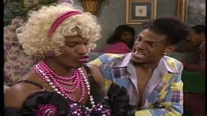 wanda from living color in living color wanda meets luther the hd