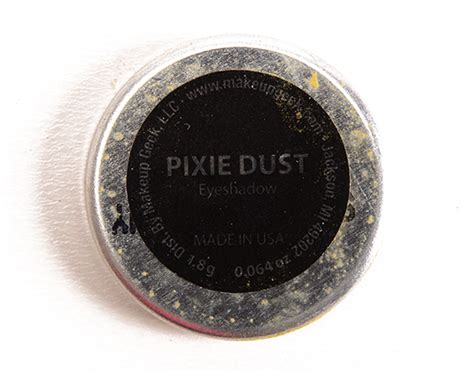 Eyeshadow Pixy Review makeup pixie dust makeup nuovogennarino