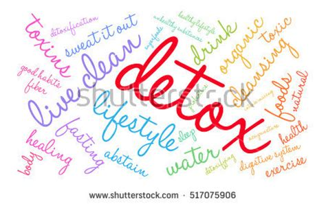 Similar Words For Detox by Stock Images Royalty Free Images Vectors