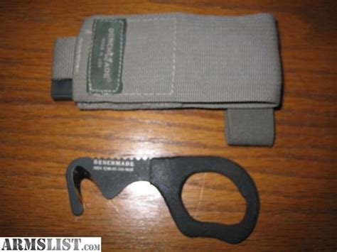 benchmade seat belt cutter armslist for sale benchmade seatbelt cutter w od green
