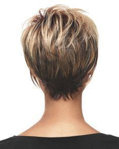 photos of back of short stacked wedge haircuts short short wedge hairstyles back view stacked hair