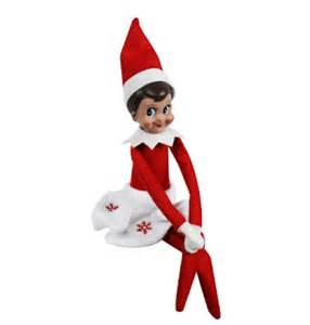 This year we re starting a new tradition elf on the shelf