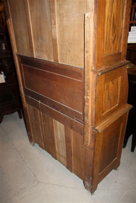 antique drop front desk with bookcase antique drop front desk with bookcase antique oak drop