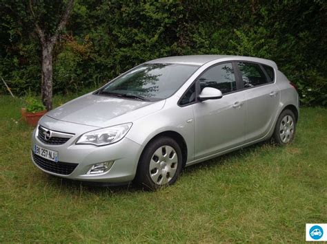 opel astra 2011 achat opel astra j 1 4 twinport enjoy 2011 d occasion pas