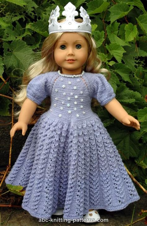 Crochet Patterns Doll Clothes Free