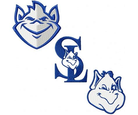 billiken logo new billikens logo 12 000 vector logos