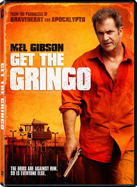 Gets An Cover by Get The Gringo Dvd Release Date July 17 2012