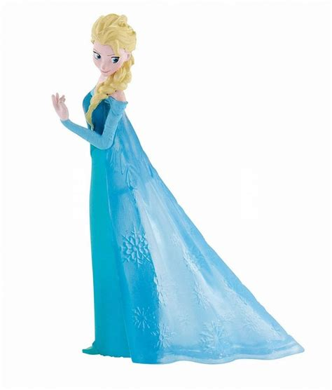 elsa figurine frozen elsa figurine 10cm the cake shop