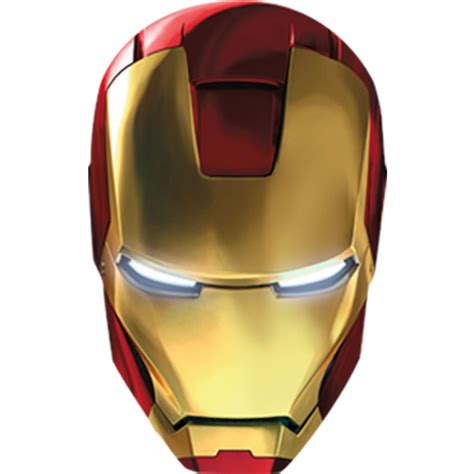 ironman mask template mask clipart iron pencil and in color mask clipart