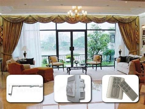 electric drapes electric curtain system vertical blinds electric bedroom