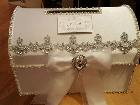How To Make A Wedding Card Box Ebay