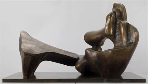 moore reclining figure two piece reclining figure no 9 henry moore om ch tate