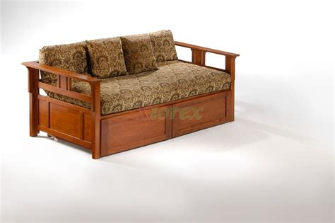 Night And Day Teddy Roosevelt Daybed With Trundle Guest Bed Daybed