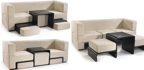 small furniture modular slot sofa a dynamic piece of furniture perfect for small spaces