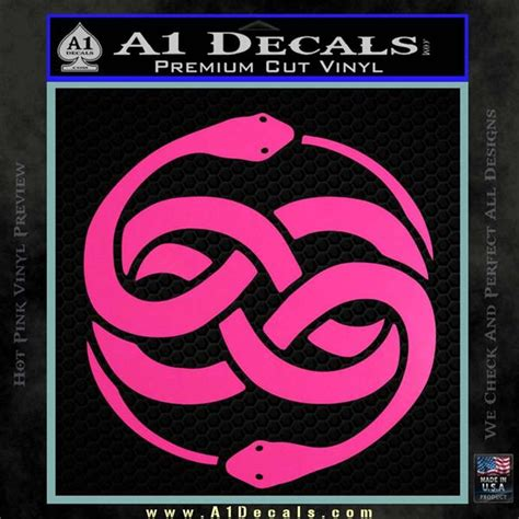 Auryn Pink neverending story auryn decal sticker 187 a1 decals