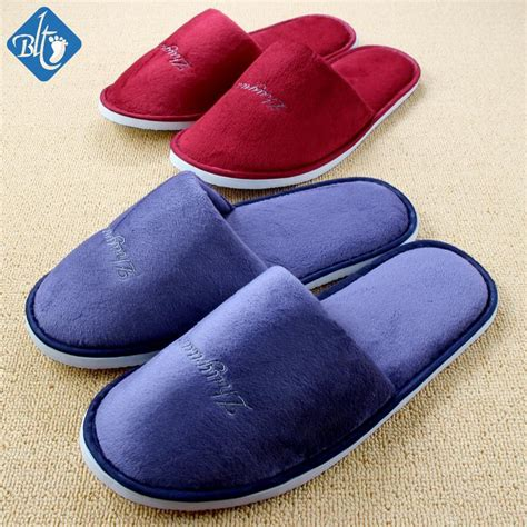 plush house slippers winter slippers 2016 men women warm plush indoor home slipper cute shoe couples cotton