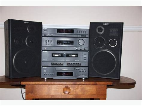 sony stereo system west shore langford colwood metchosin