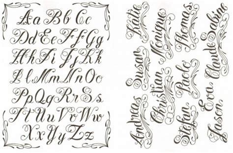 tattoo font old english cursive number names worksheets 187 english alphabet in cursive
