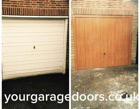 Garage Door Frames Your Garage Door Repaired In Nottingham Derby And Leicester