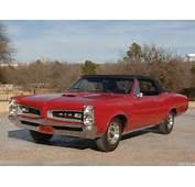Pontiac GTO Convertible 1966  Wallpaper 22190
