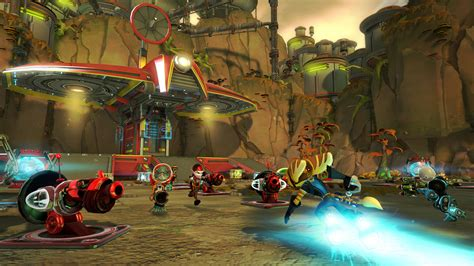 Bd Ps3 Ratchet And Clank Collection ratchet clank frontal assault insomniac