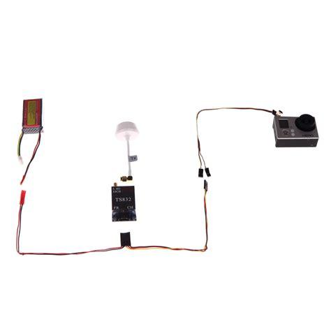 Antena Fpv Tx Rx 5 8g By Blurays goolrc 5 8ghz antena polarizada circular rp sma para rc
