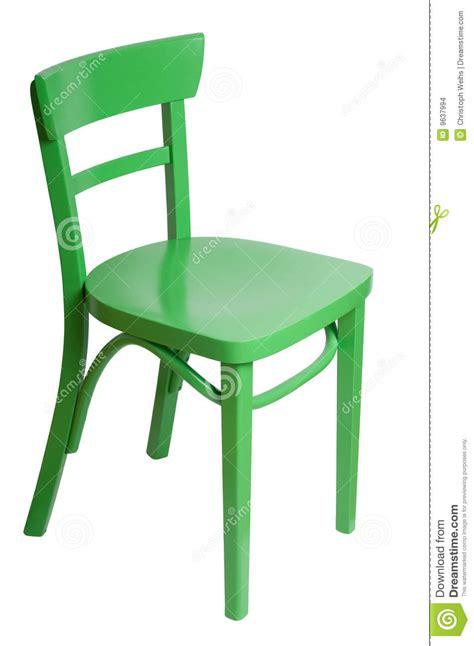 Imagenes De Sillas Verdes | silla verde imagenes de archivo imagen 9637994