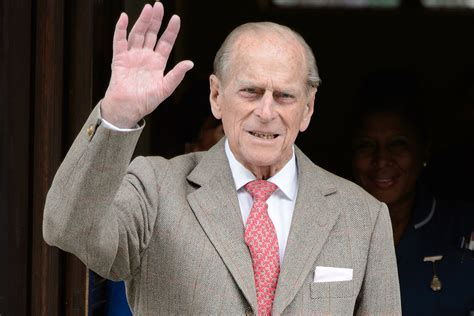 Prince Philip's 93rd Birthday: A Tribute in Pictures