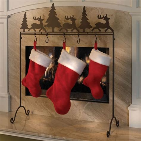 the place anywhere stocking holder more stable than hooks