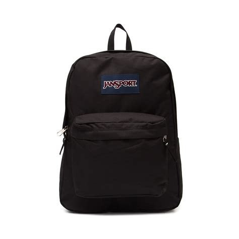 Black Backpack jansport superbreak backpack black shoe locker