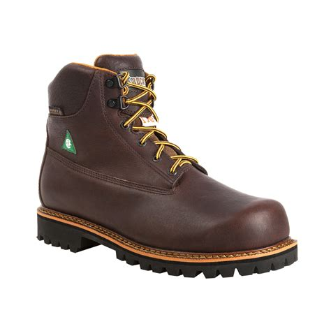 Sepatu Boots Caterpillar Frogskin Steel Toe 100 Boots Touring 1 rocky steel toe waterproof insulated puncture resistant work boot s brown leather work