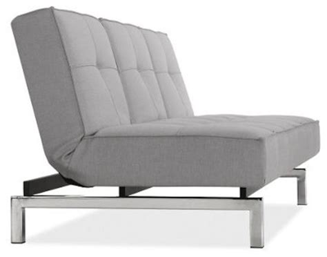 modern futon sofa encore convertible sofa modern futons by room board
