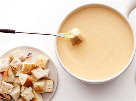 best fondue cheese cheese fondue recipe food network kitchen food network