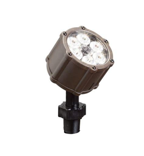 led low voltage landscape light bulbs kichler 15742azt landscape led 6 bulb low voltage accent light