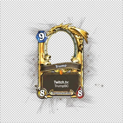hearthstone gold card template i watched the kripp 2p hs cast hearthstone