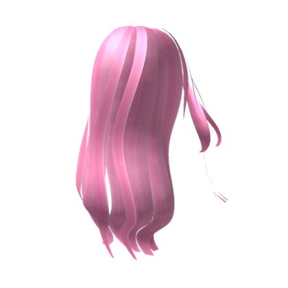is there pink hair in roblox pink hair roblox