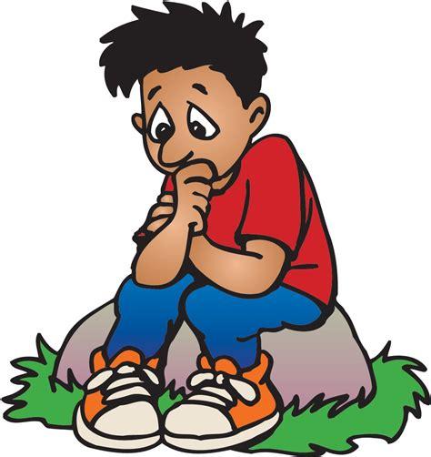 worried kid clipart   clipartsgram